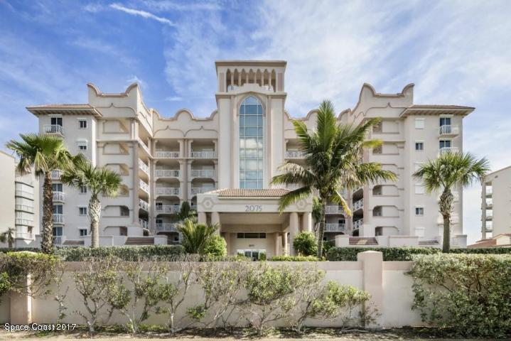Single Family Home for Rent at 2075 Highway A1a 2075 Highway A1a Indian Harbour Beach, Florida 32937 United States