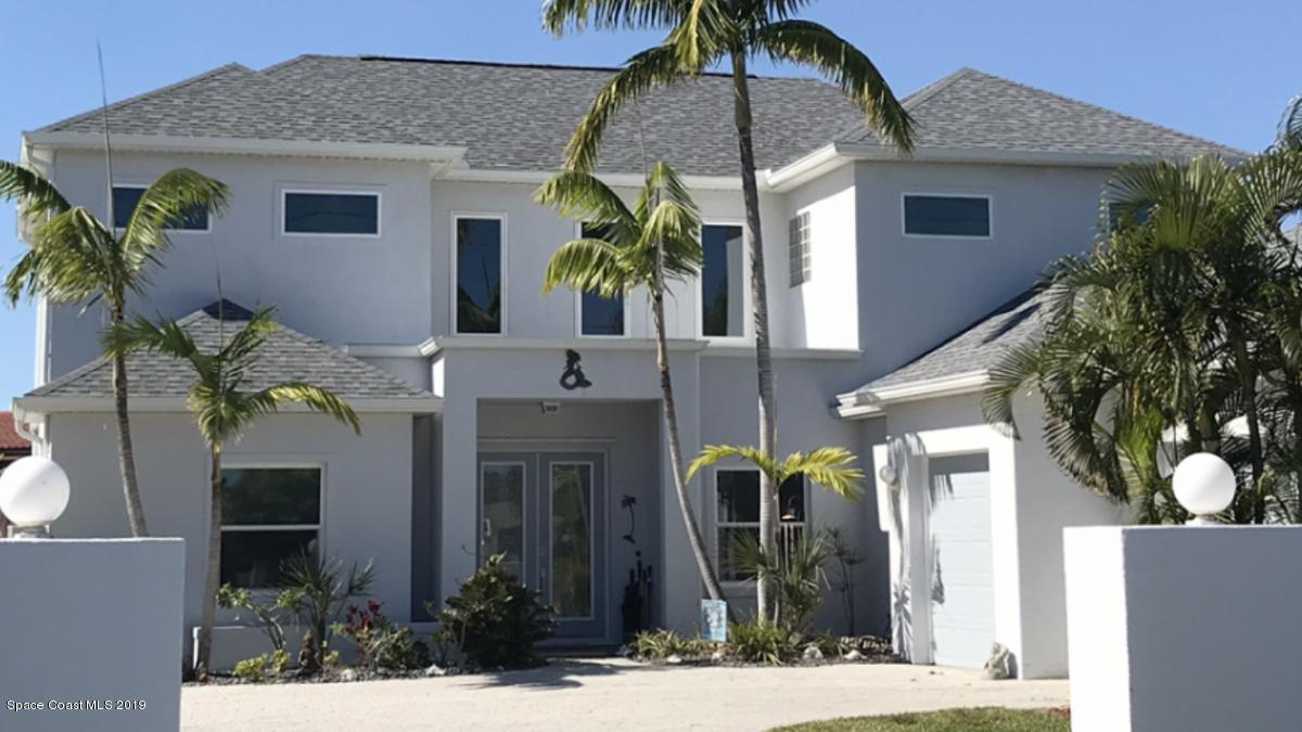 Single Family Home for Sale at 2356 N Riverside 2356 N Riverside Melbourne, Florida 32903 United States