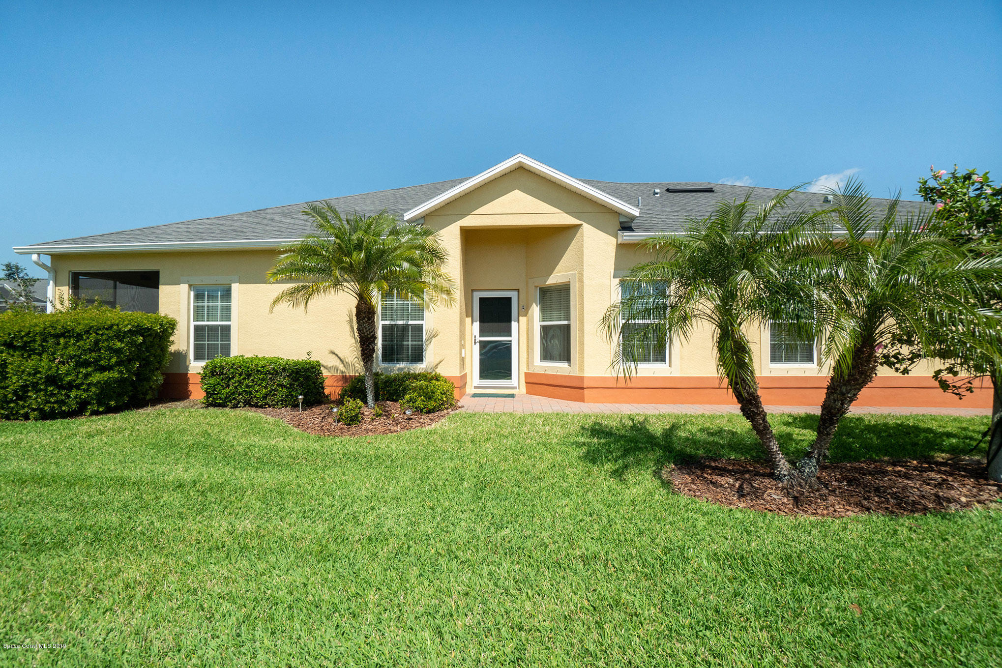 Single Family Home for Sale at 2290 Camberly Melbourne, Florida 32940 United States