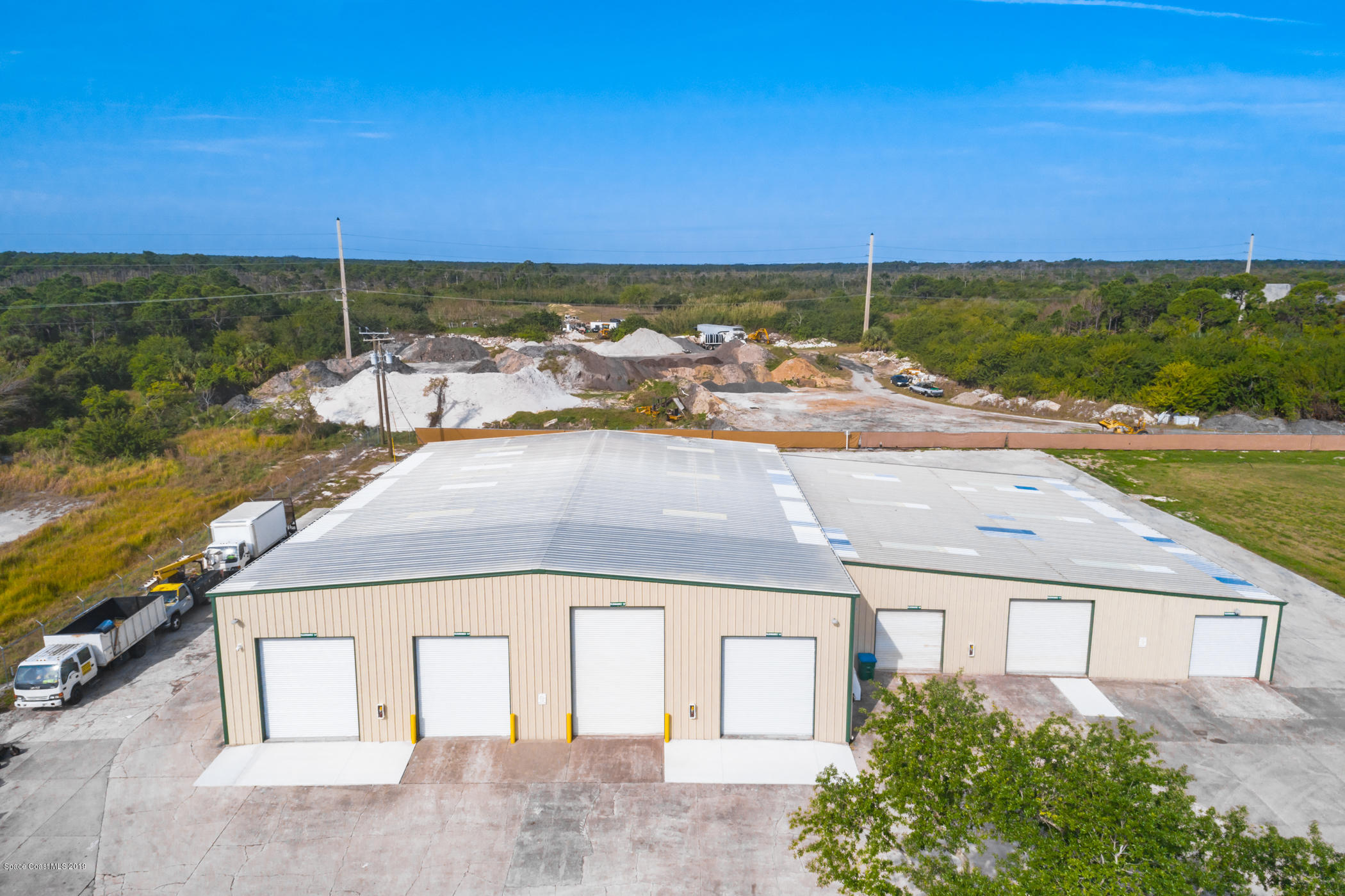 Commercial for Sale at 4460 Old Dixie Highway Grant Valkaria, Florida 32949 United States