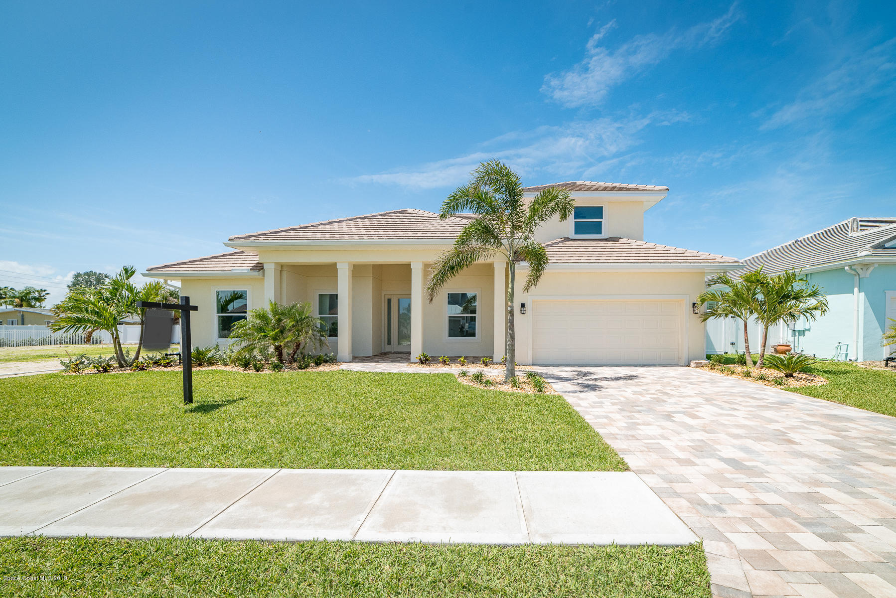 Single Family Home for Sale at 120 Enclave Indian Harbour Beach, Florida 32937 United States