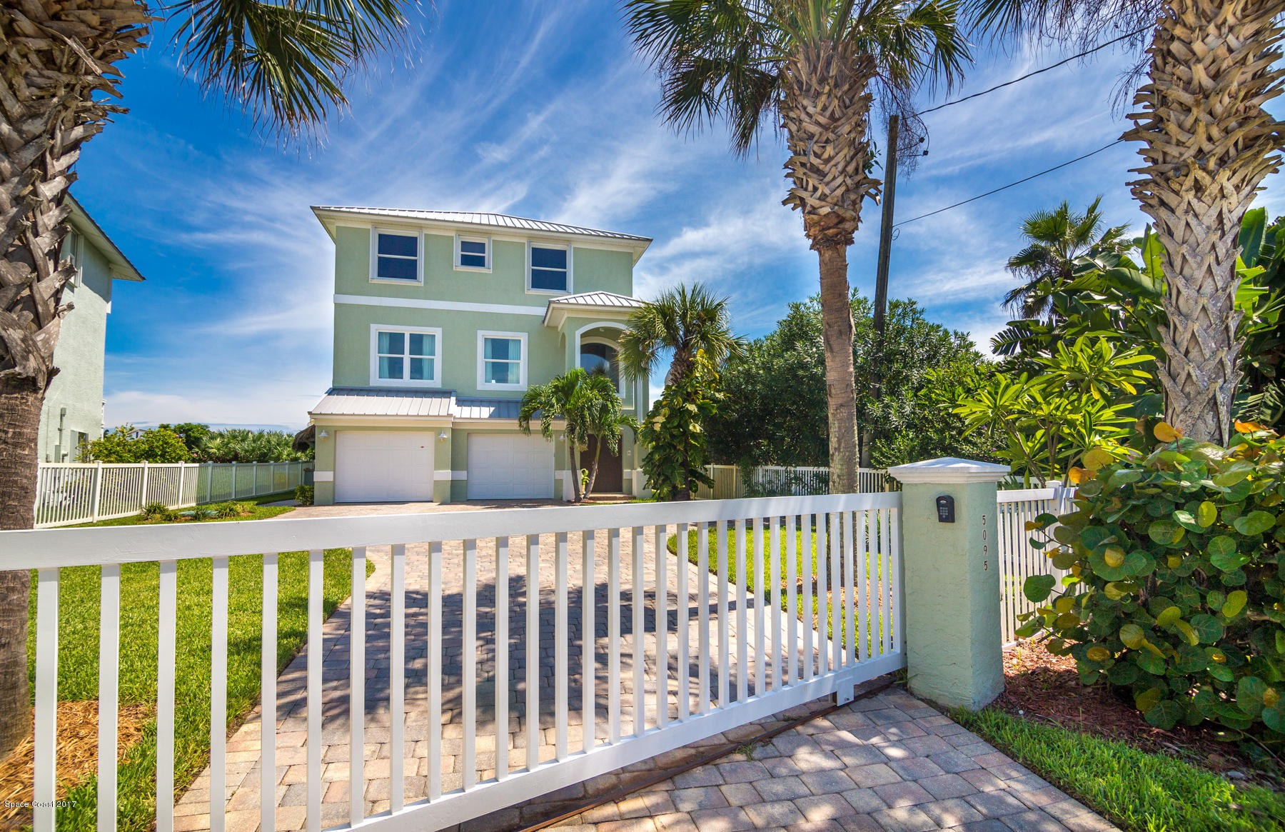 Single Family Homes for Sale at 5095 S Highway A1a Melbourne Beach, Florida 32951 United States