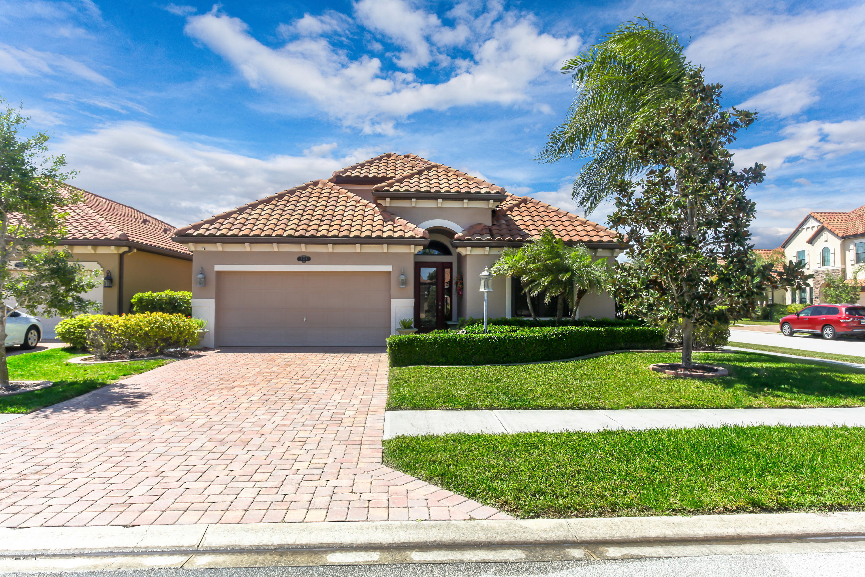 Single Family Homes for Sale at 628 Monterey Satellite Beach, Florida 32937 United States