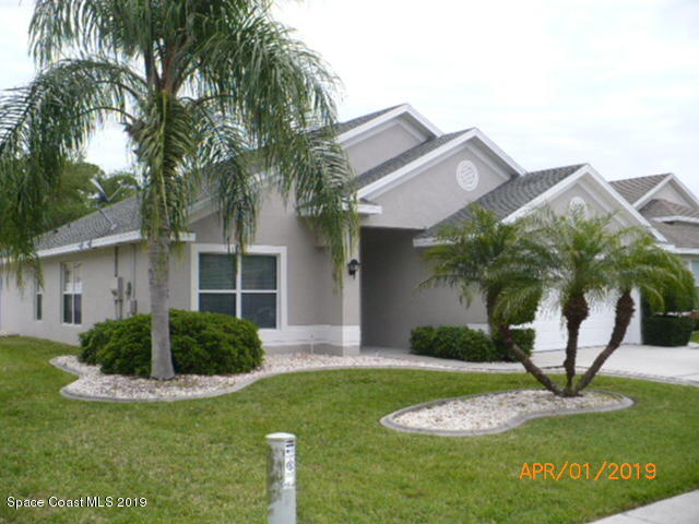 Single Family Home for Rent at 544 Sedgewood 544 Sedgewood West Melbourne, Florida 32904 United States