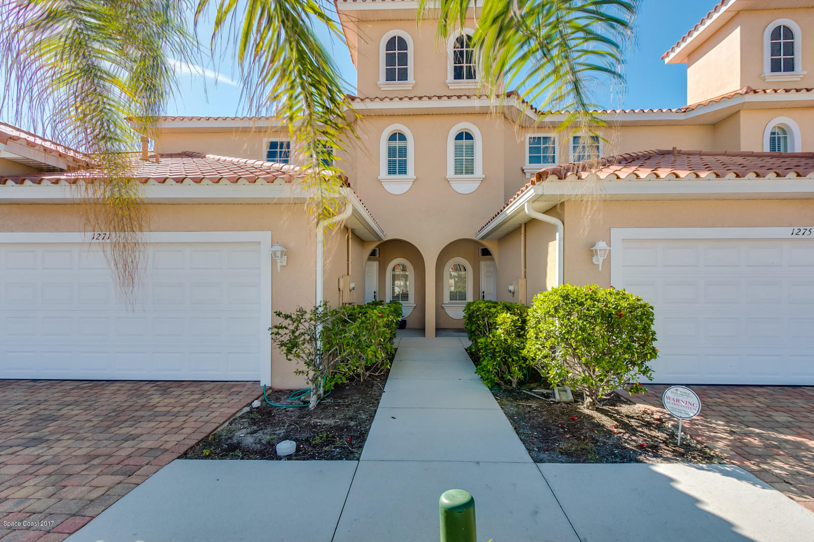 Single Family Home for Sale at 1271 Etruscan 1271 Etruscan Indian Harbour Beach, Florida 32937 United States