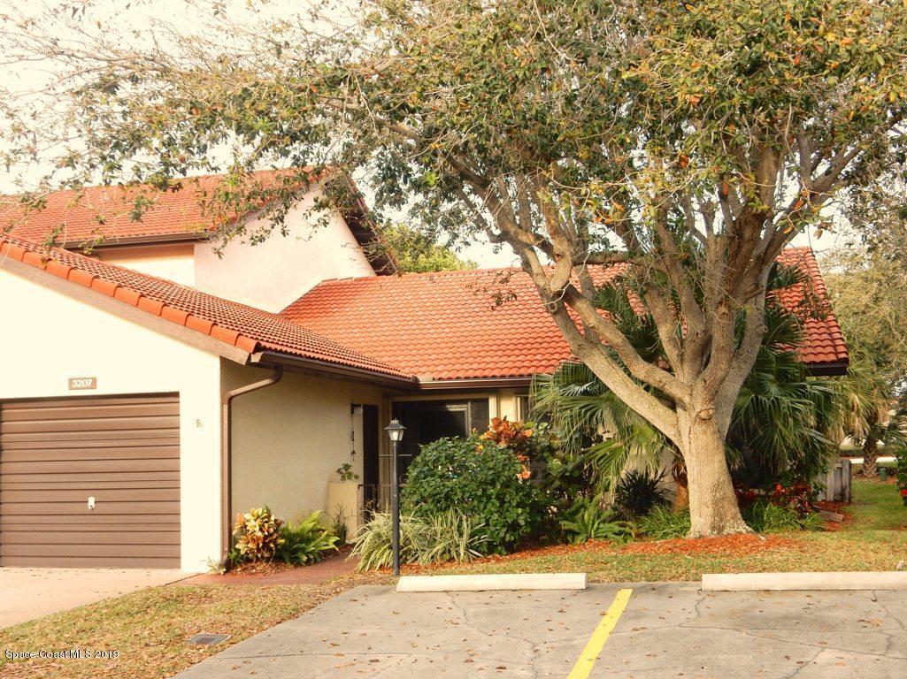 Single Family Home for Sale at 3207 River Villa 3207 River Villa Melbourne Beach, Florida 32951 United States