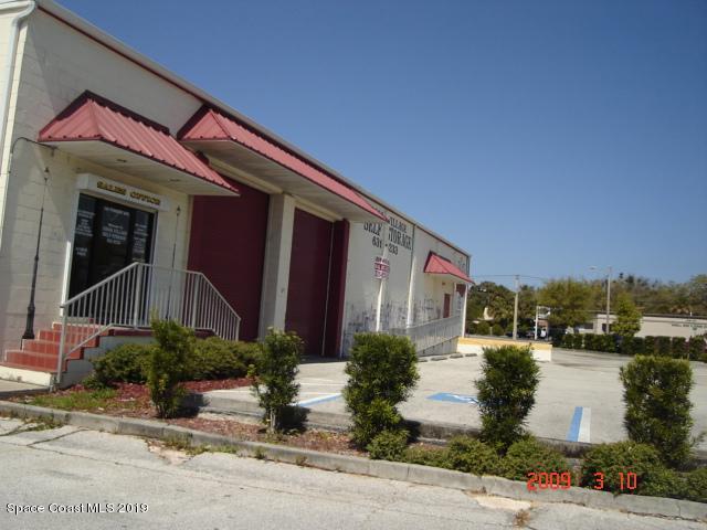 Comercial por un Venta en 105 Forrest Avenue 105 Forrest Avenue Cocoa, Florida 32922 Estados Unidos