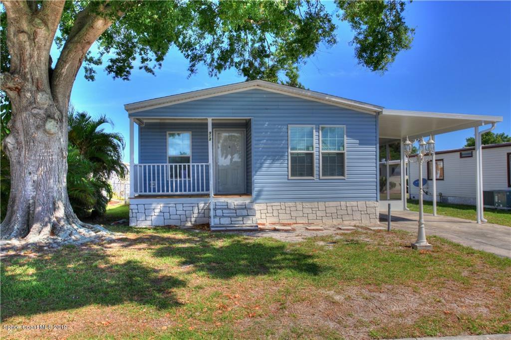 Tek Ailelik Ev için Kiralama at 918 Laurel 918 Laurel Barefoot Bay, Florida 32976 Amerika Birleşik Devletleri