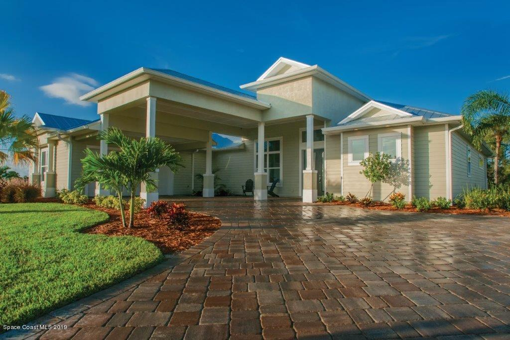 Single Family Homes for Sale at 4030 Domain Melbourne, Florida 32934 United States