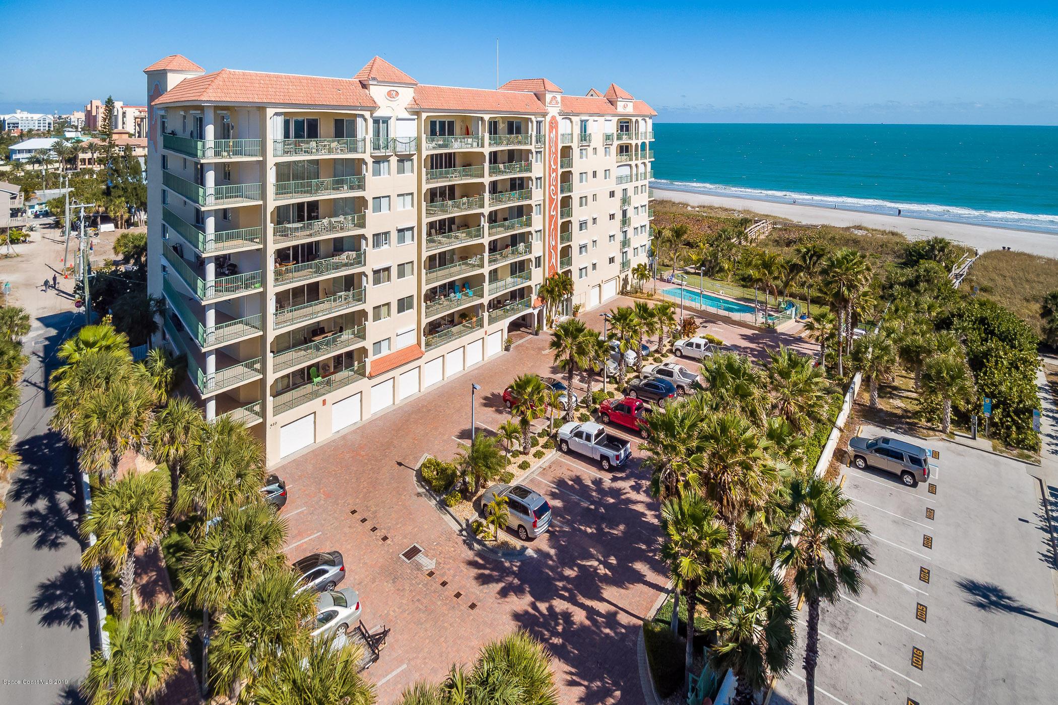 단독 가정 주택 용 임대 에 420 Harding Cocoa Beach, 플로리다 32931 미국