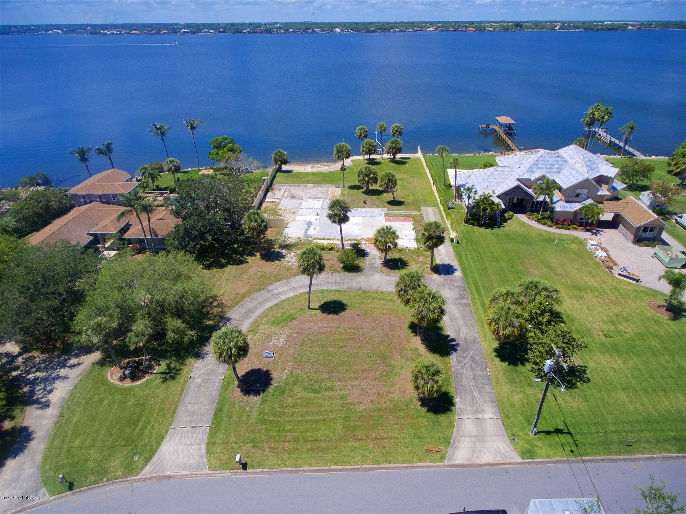 Land for Sale at 196 Tequesta Harbor Merritt Island, Florida 32952 United States