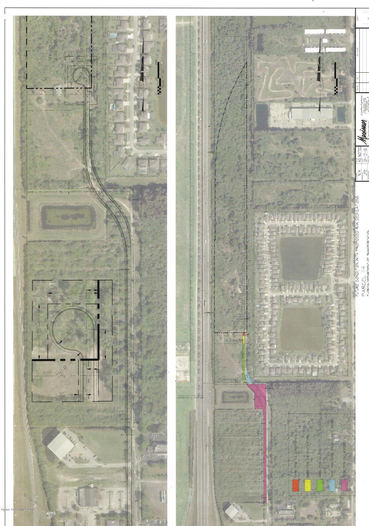 Land for Sale at Coastal Lane West Melbourne, Florida 32904 United States