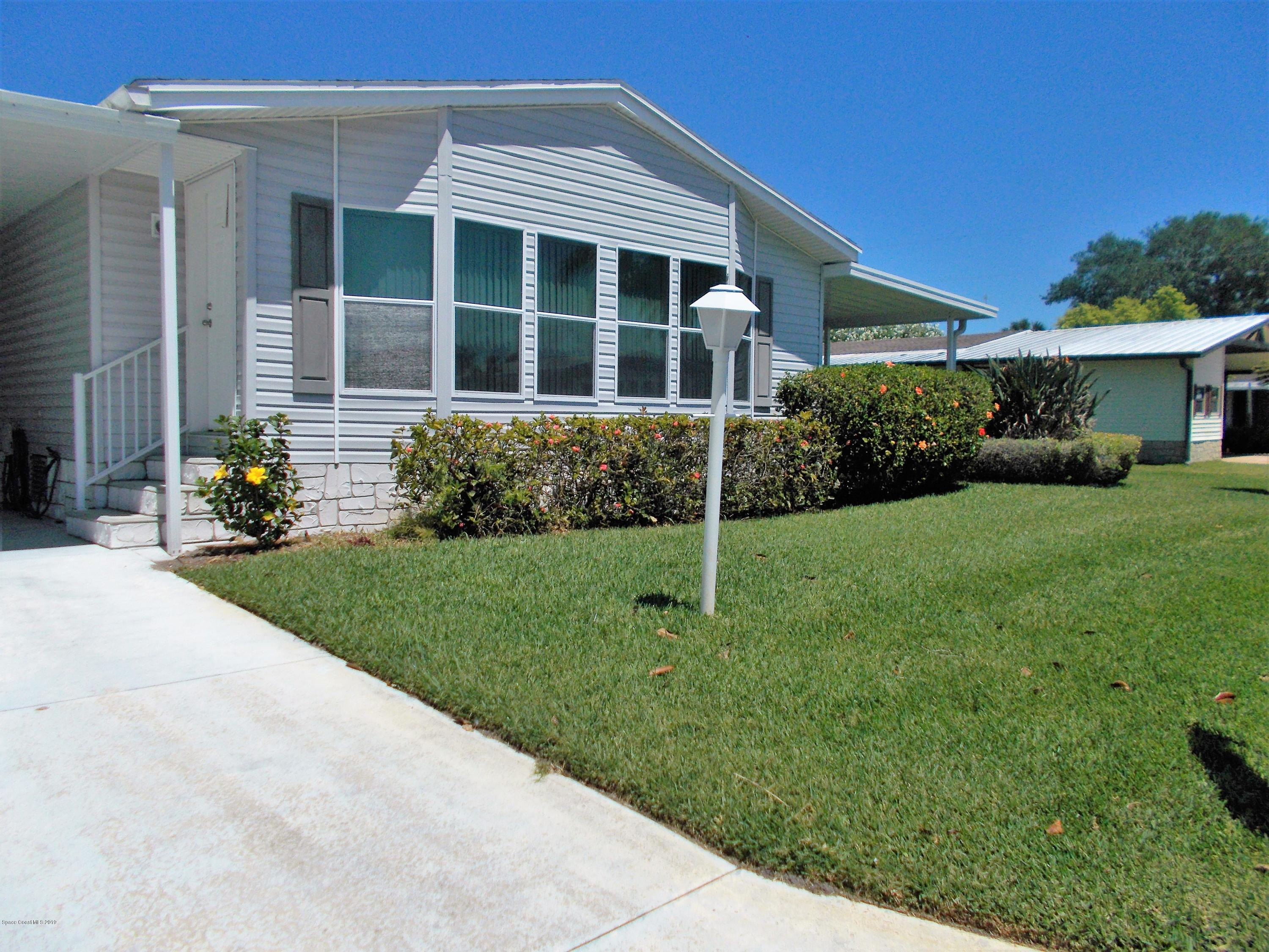 House for Sale at 602 Marlin 602 Marlin Barefoot Bay, Florida 32976 United States