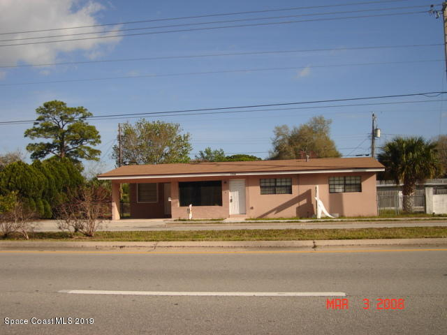Commercial for Sale at 1538 Garden Street Titusville, Florida 32796 United States