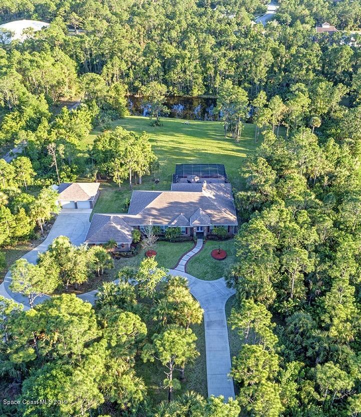 Single Family Home for Sale at 5453 The Willows Melbourne, Florida 32934 United States