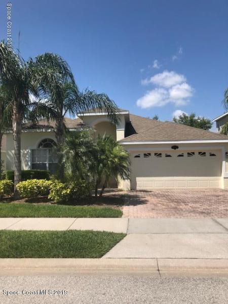 Single Family Home for Rent at 1918 Tullagee 1918 Tullagee Melbourne, Florida 32940 United States