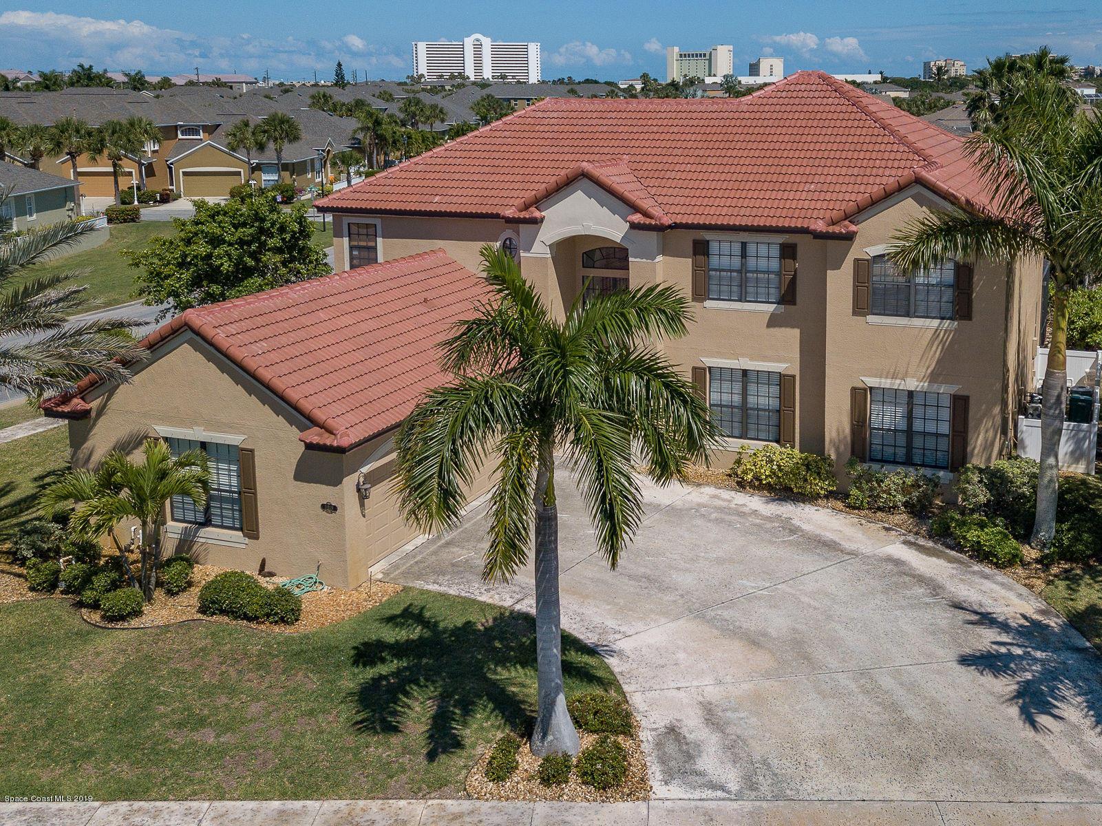 Single Family Home for Sale at 3319 Poseidon 3319 Poseidon Melbourne, Florida 32903 United States