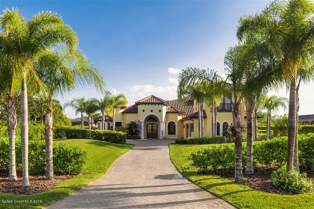 Single Family Homes for Sale at 2822 Bellwind Rockledge, Florida 32955 United States