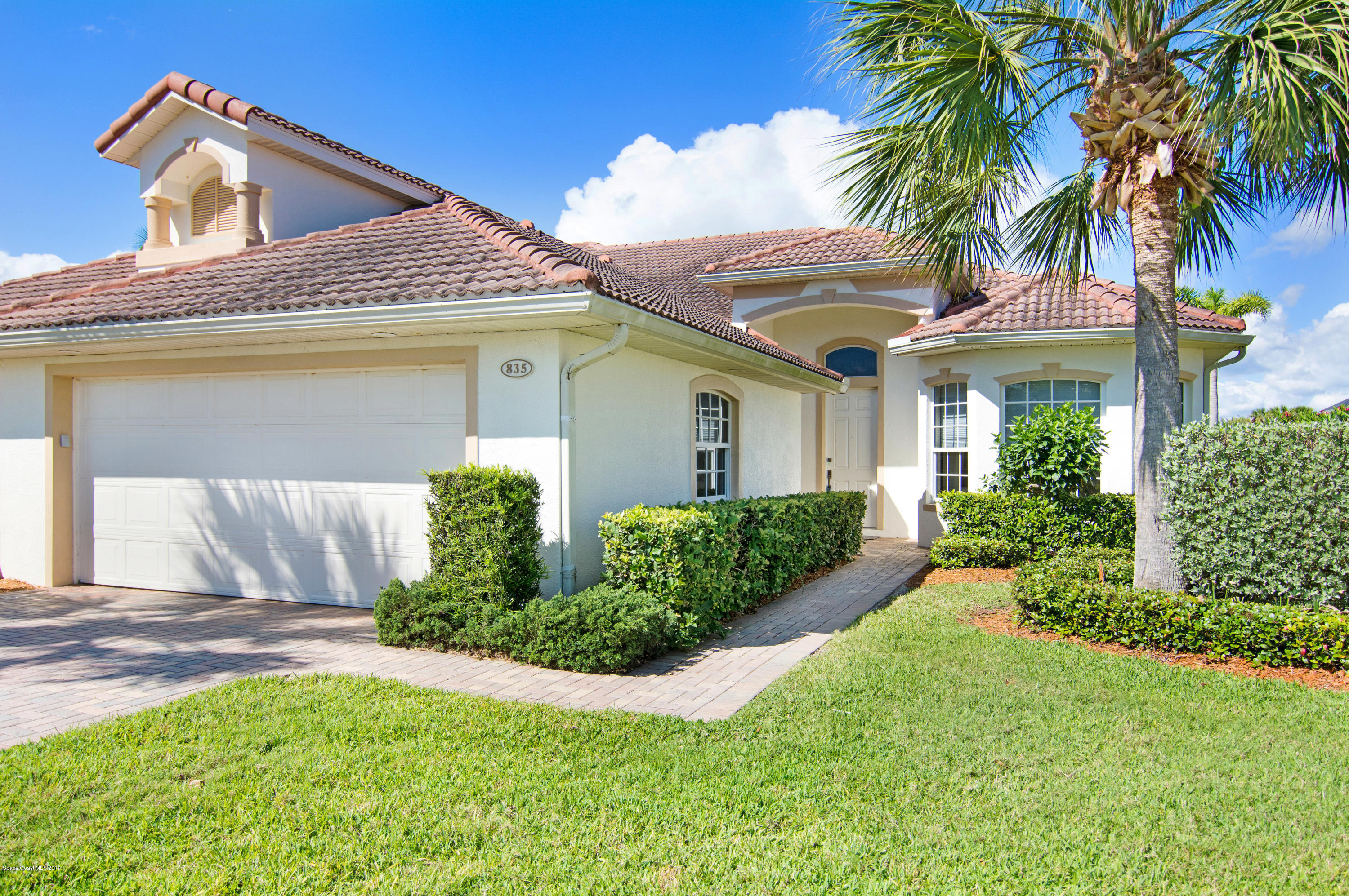 Single Family Homes for Sale at 835 Aquarina Melbourne Beach, Florida 32951 United States