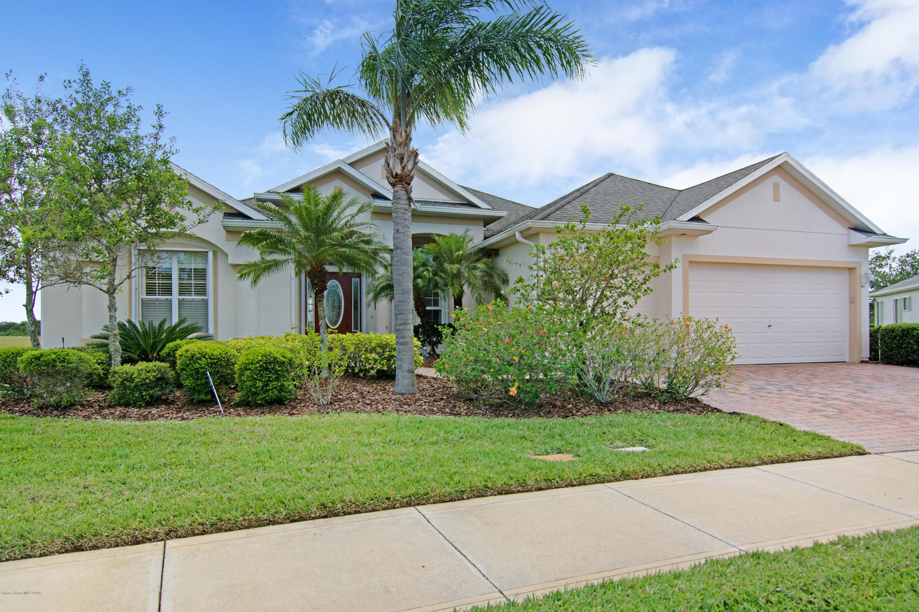 Single Family Home for Sale at 3553 Carambola Melbourne, Florida 32940 United States