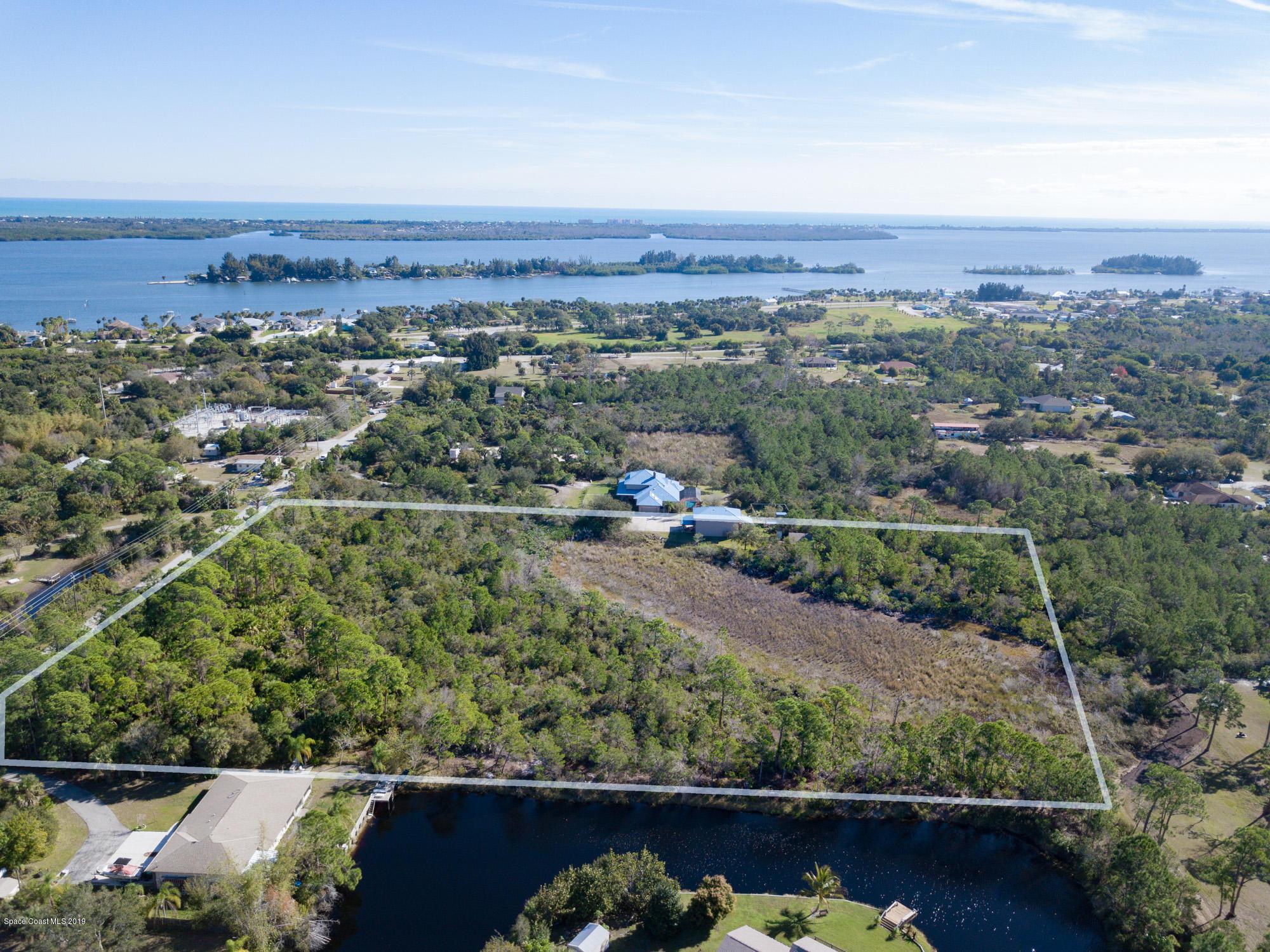 토지 용 매매 에 Grant Grant, 플로리다 32949 미국