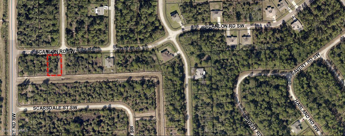 Land for Sale at 580 Scanlon Palm Bay, Florida 32908 United States