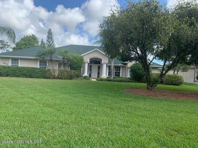 Single Family Home for Sale at 3879 Peacock Melbourne, Florida 32904 United States