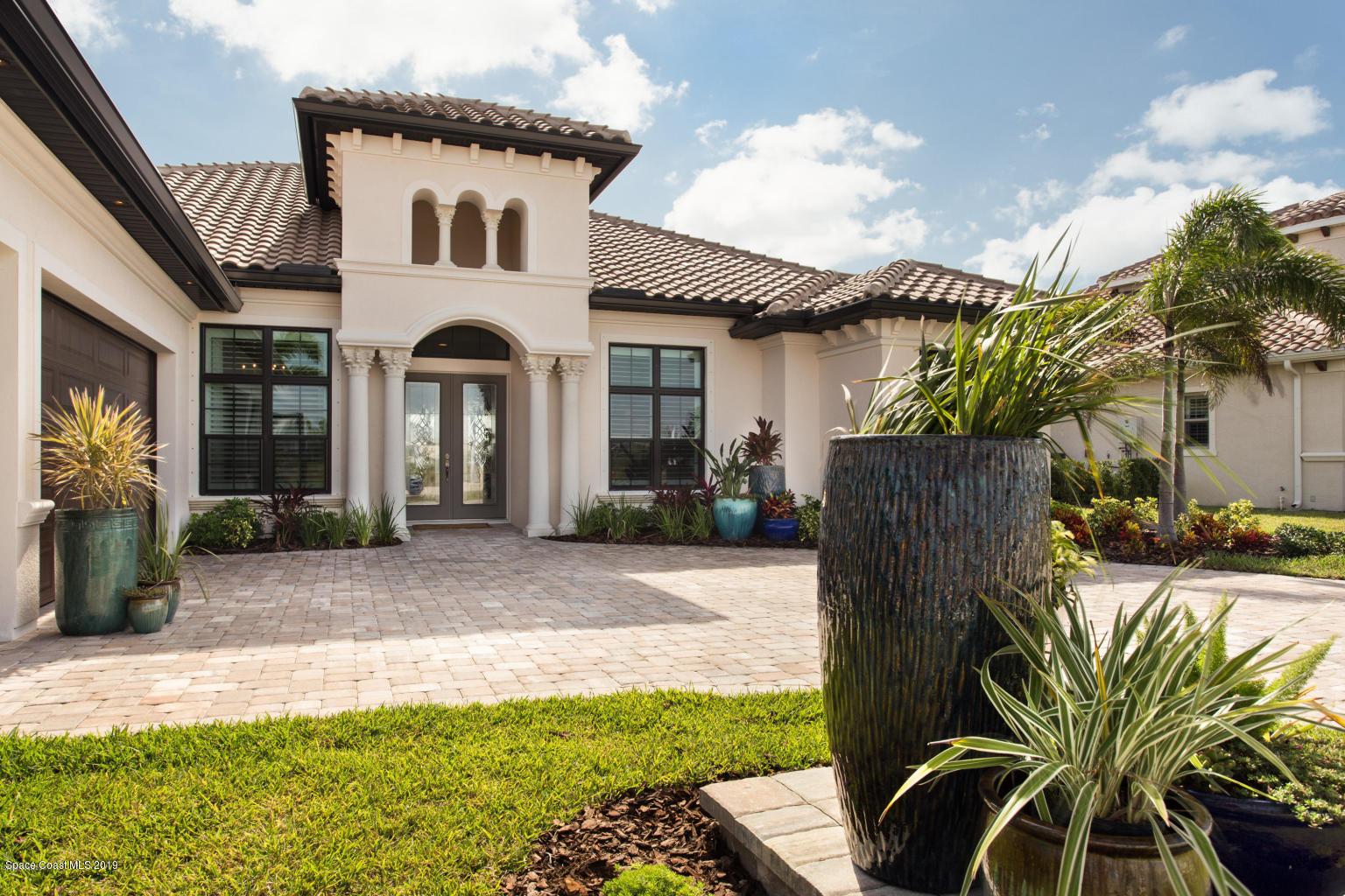 Single Family Home for Sale at 2550 Pimlico Melbourne, Florida 32934 United States
