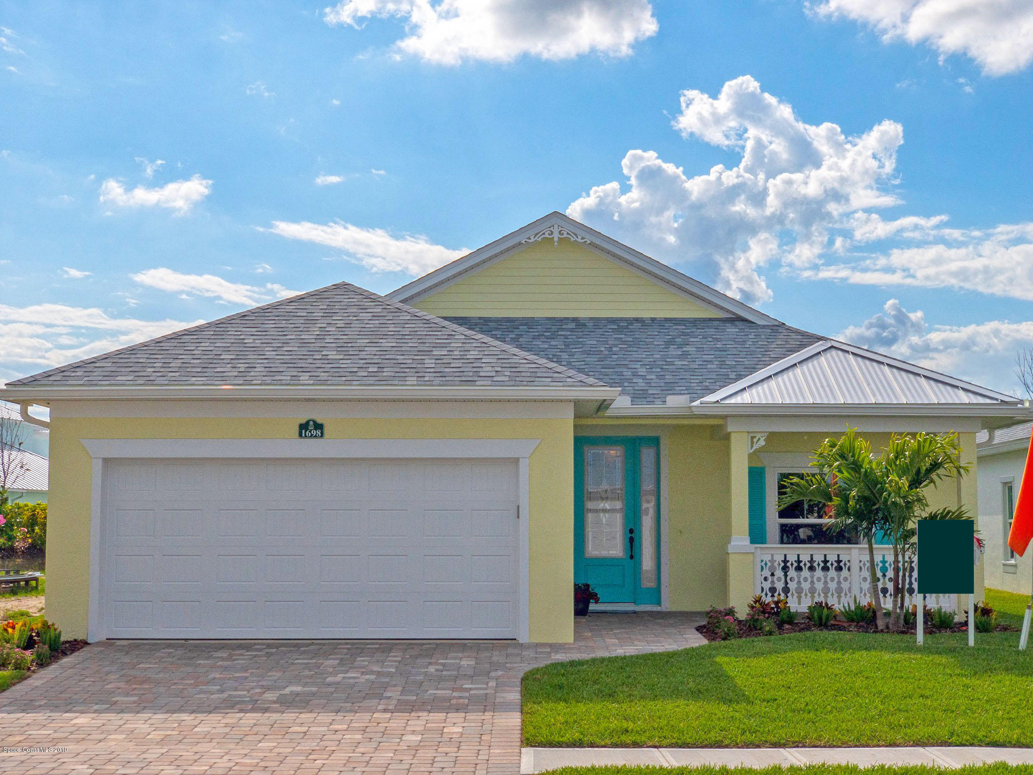Single Family Homes for Sale at 1698 Tullagee Melbourne, Florida 32940 United States