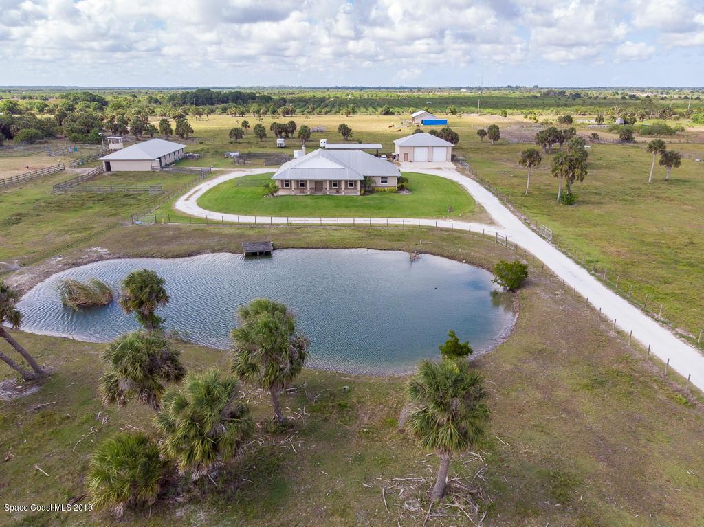 Single Family Homes por un Venta en 14850 107th Fellsmere, Florida 32948 Estados Unidos