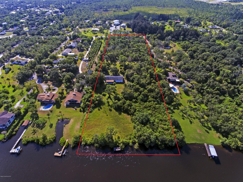 Single Family Homes for Sale at 12521 Roseland Sebastian, Florida 32958 United States