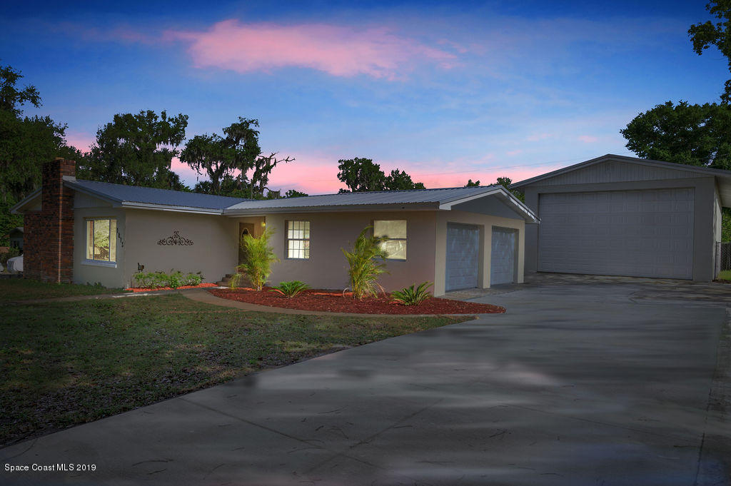 Single Family Homes for Sale at 1815 Hamlin Titusville, Florida 32780 United States