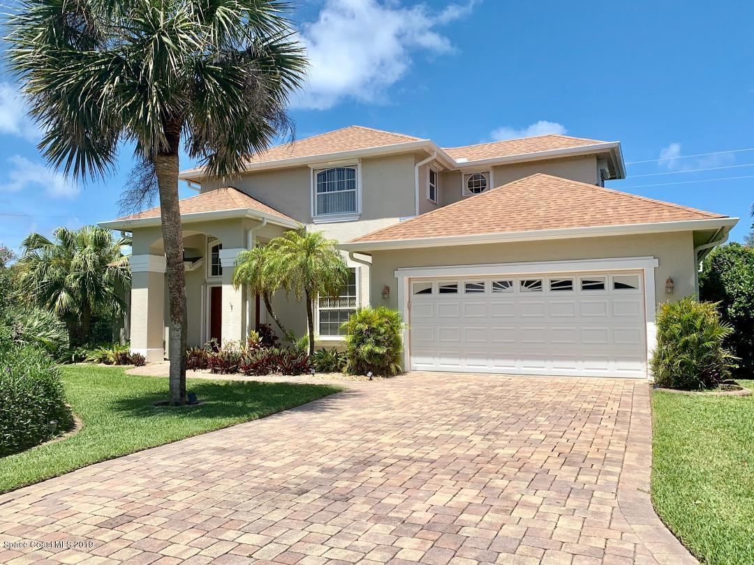 Single Family Homes for Rent at 130 Seaglass Melbourne Beach, Florida 32951 United States