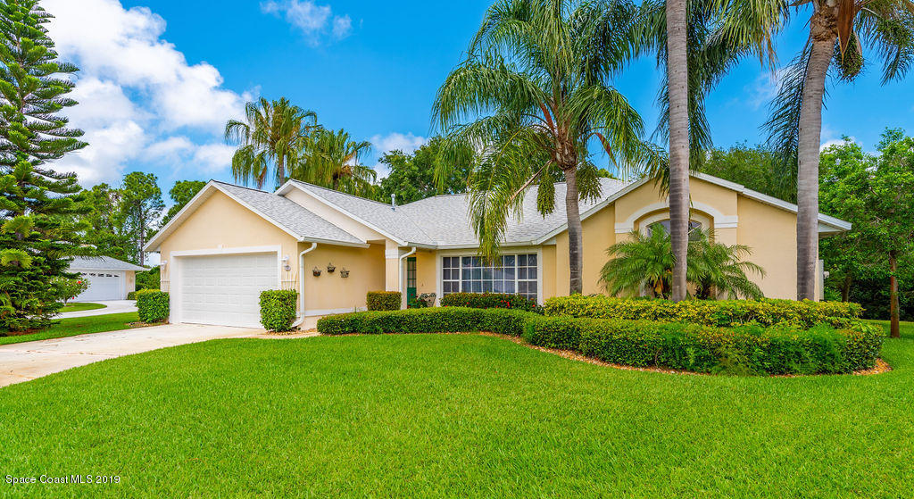Single Family Homes for Sale at 715 Bay View Melbourne, Florida 32940 United States