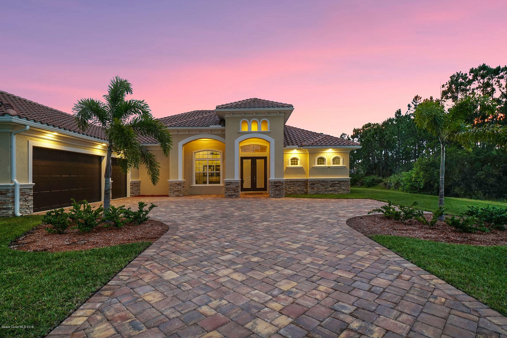 Single Family Home for Sale at 4094 Preservation Melbourne, Florida 32934 United States
