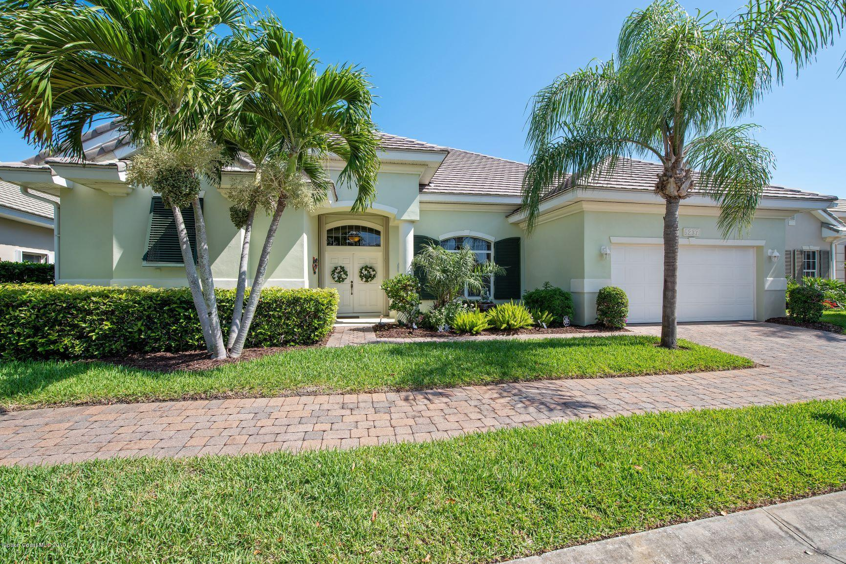 Single Family Home for Sale at 5237 Solway Melbourne Beach, Florida 32951 United States