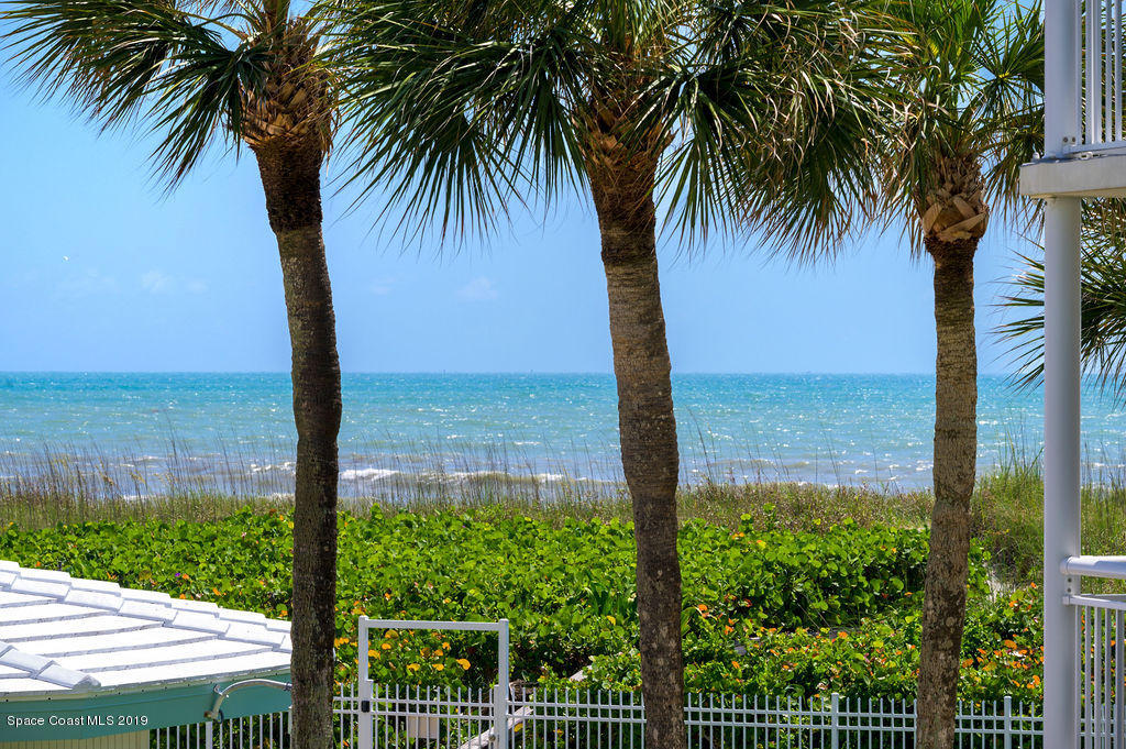 Single Family Homes for Sale at 4000 Ocean Beach Cocoa Beach, Florida 32931 United States