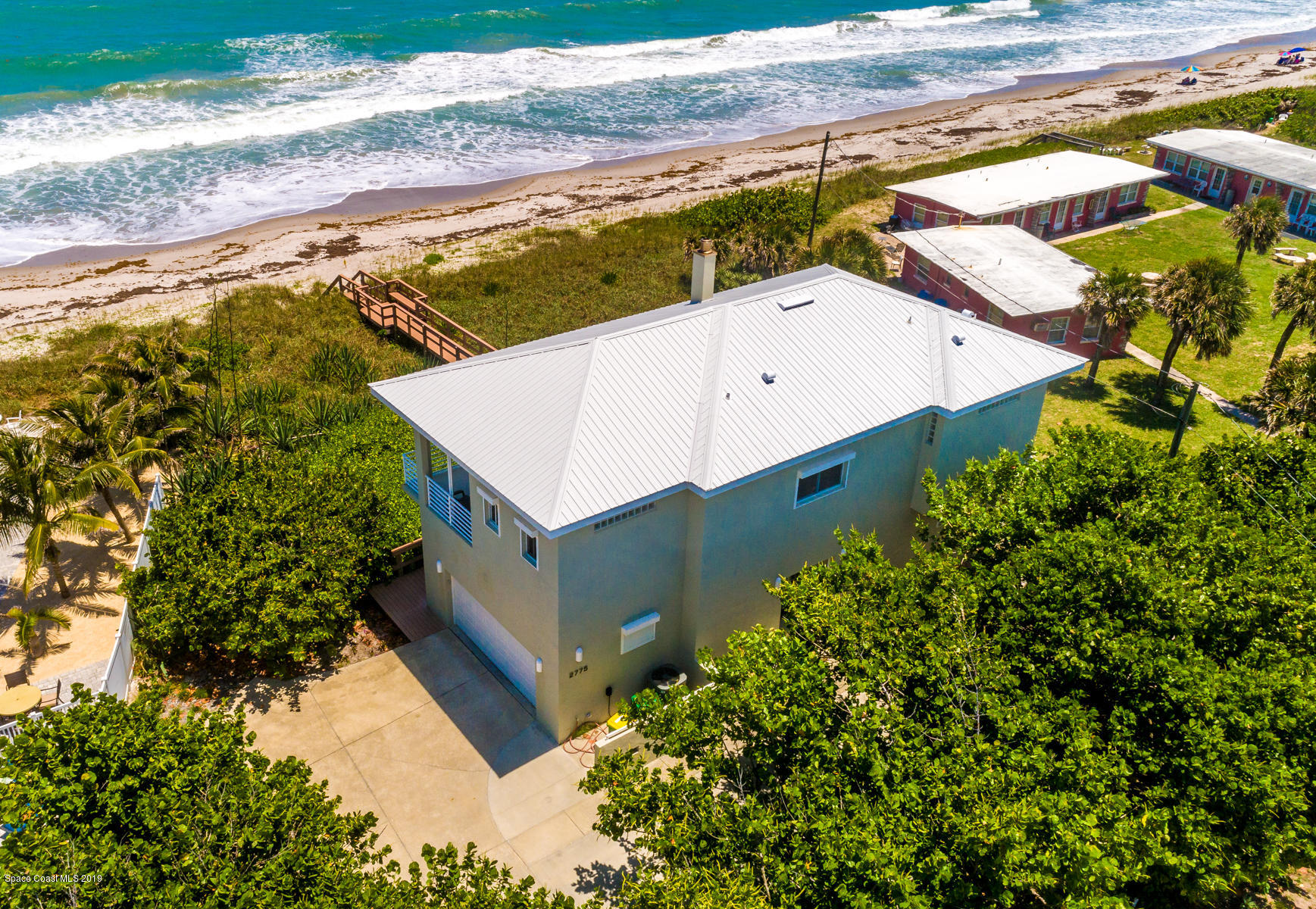 Single Family Homes por un Venta en 2775 S Highway A1a Melbourne Beach, Florida 32951 Estados Unidos
