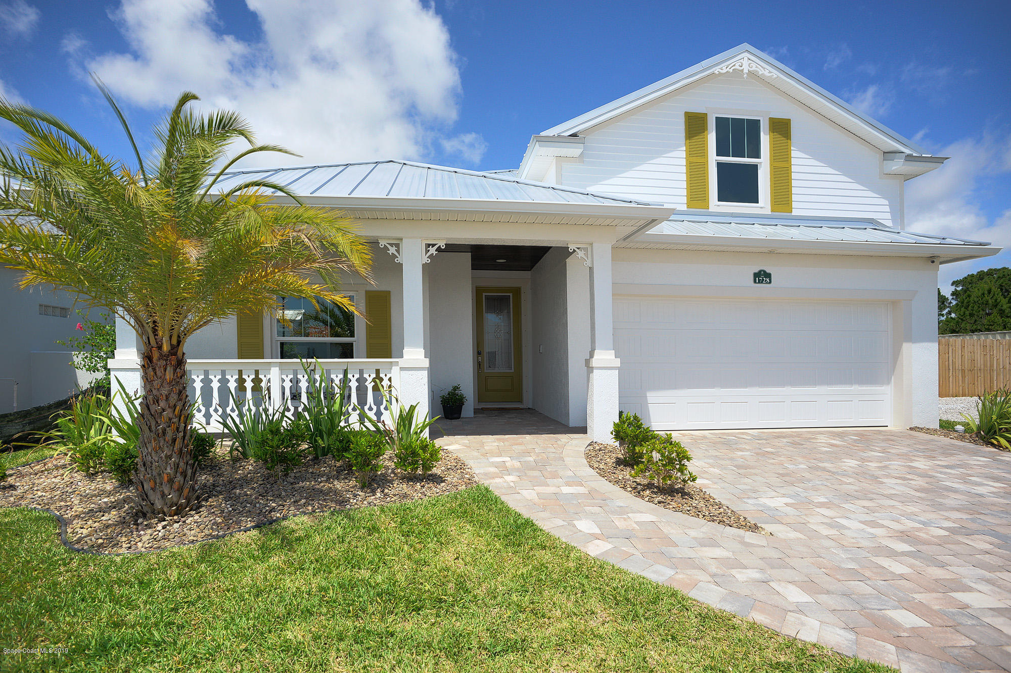 Single Family Homes for Sale at 1728 Tullagee Melbourne, Florida 32940 United States
