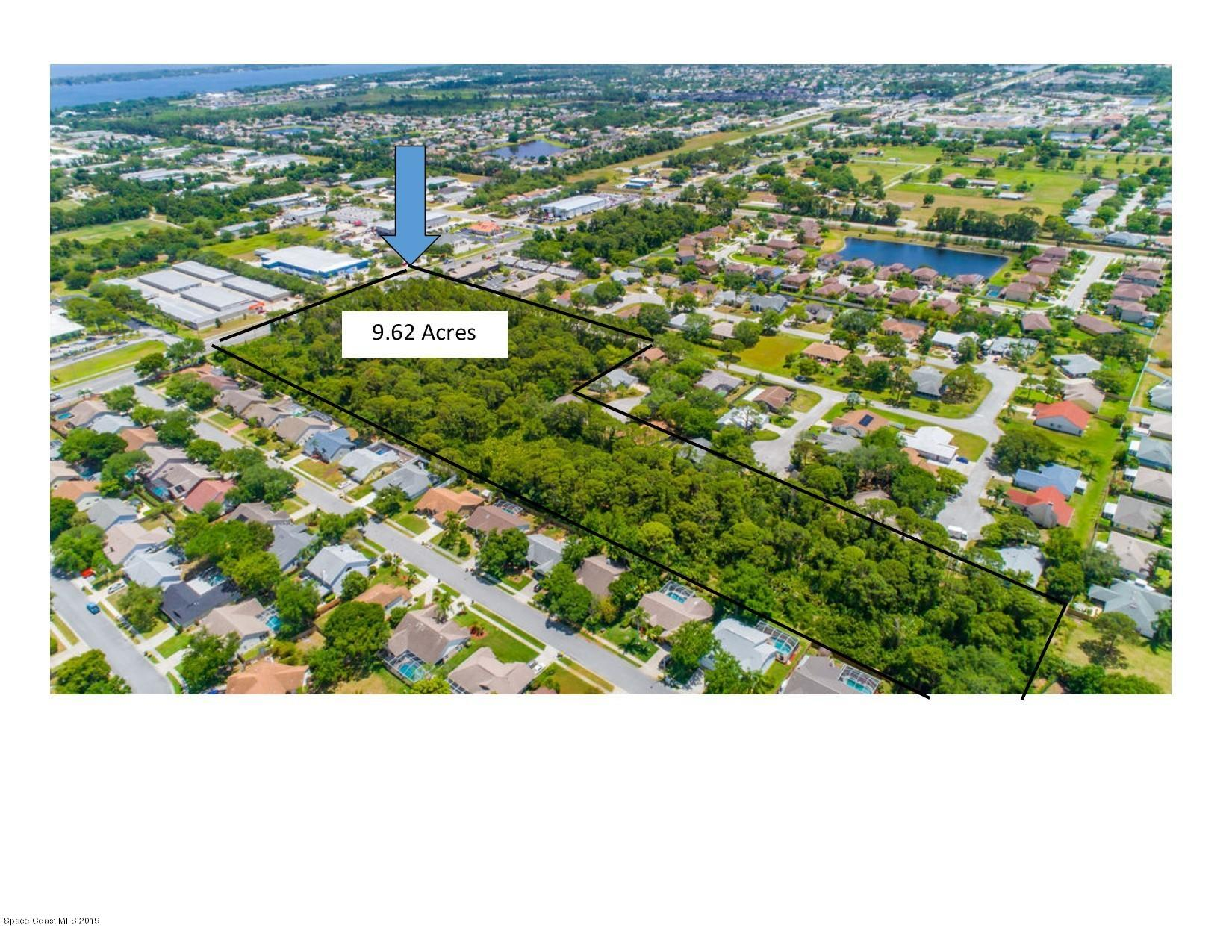 Land for Sale at Murrell Rockledge, Florida 32955 United States
