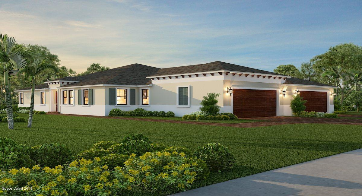 Single Family Home for Sale at 2740 Treasure Cay Melbourne, Florida 32940 United States