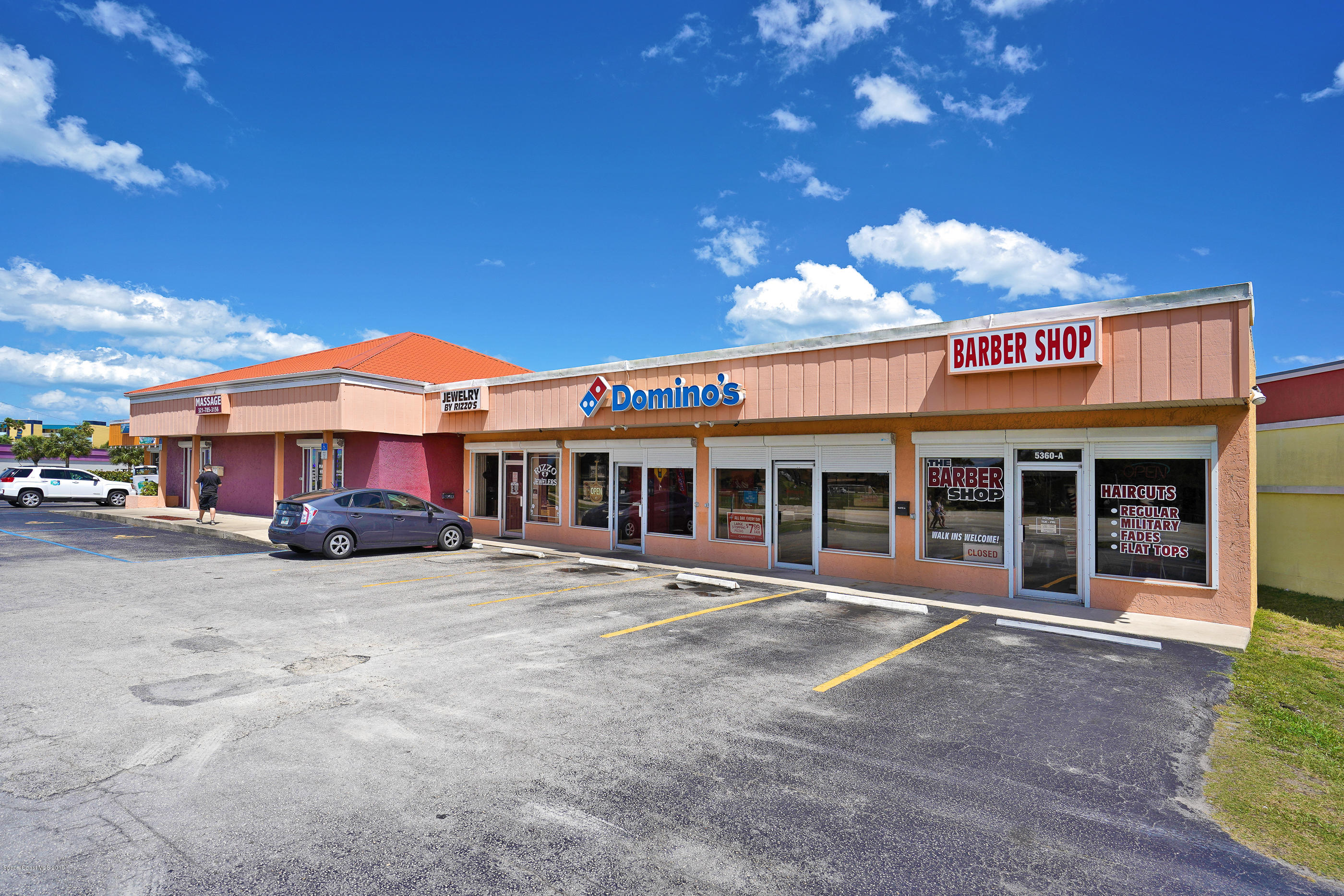 Commercial for Sale at 5360 N Atlantic Avenue Cocoa Beach, Florida 32931 United States