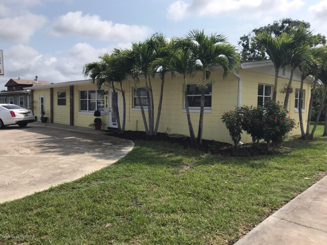 Commercial for Sale at 979 Croton Road Melbourne, Florida 32935 United States