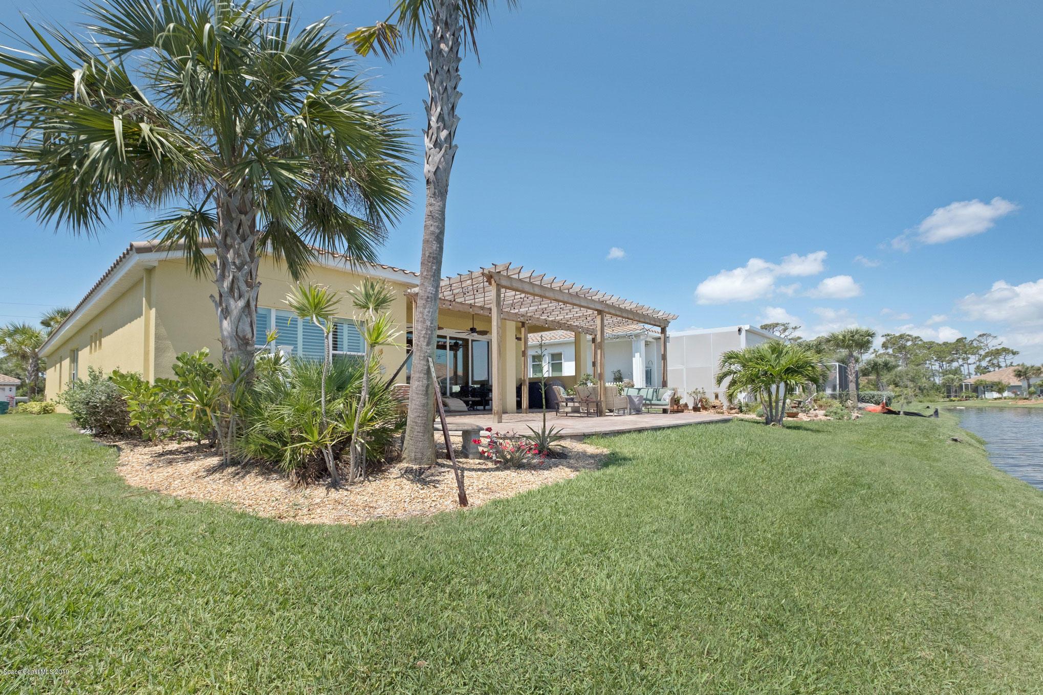 Single Family Homes for Sale at 3650 Poseidon Melbourne, Florida 32903 United States