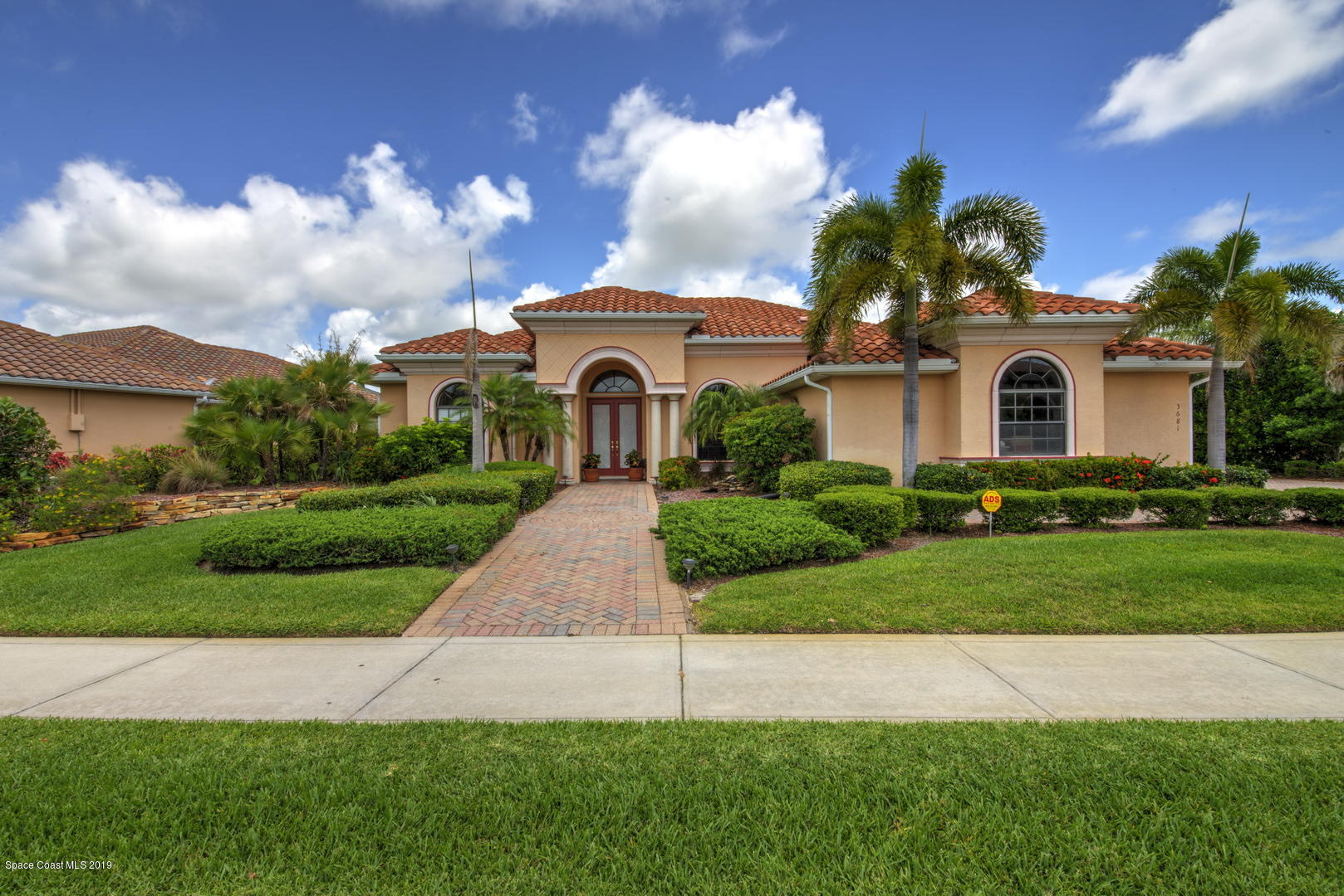 Single Family Homes for Sale at 3681 Thurloe Rockledge, Florida 32955 United States