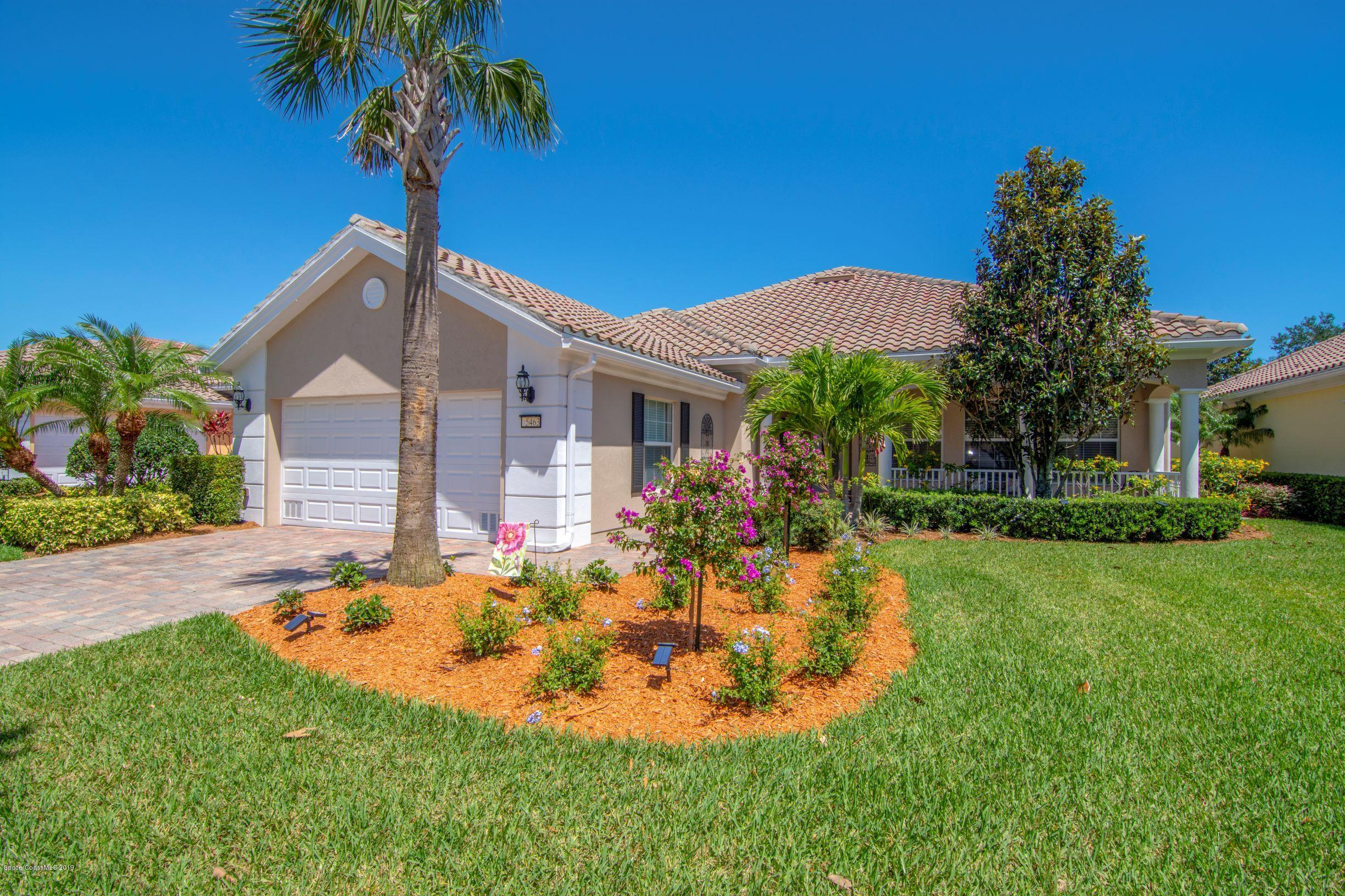 Single Family Home for Sale at 5463 Barbados Vero Beach, Florida 32967 United States