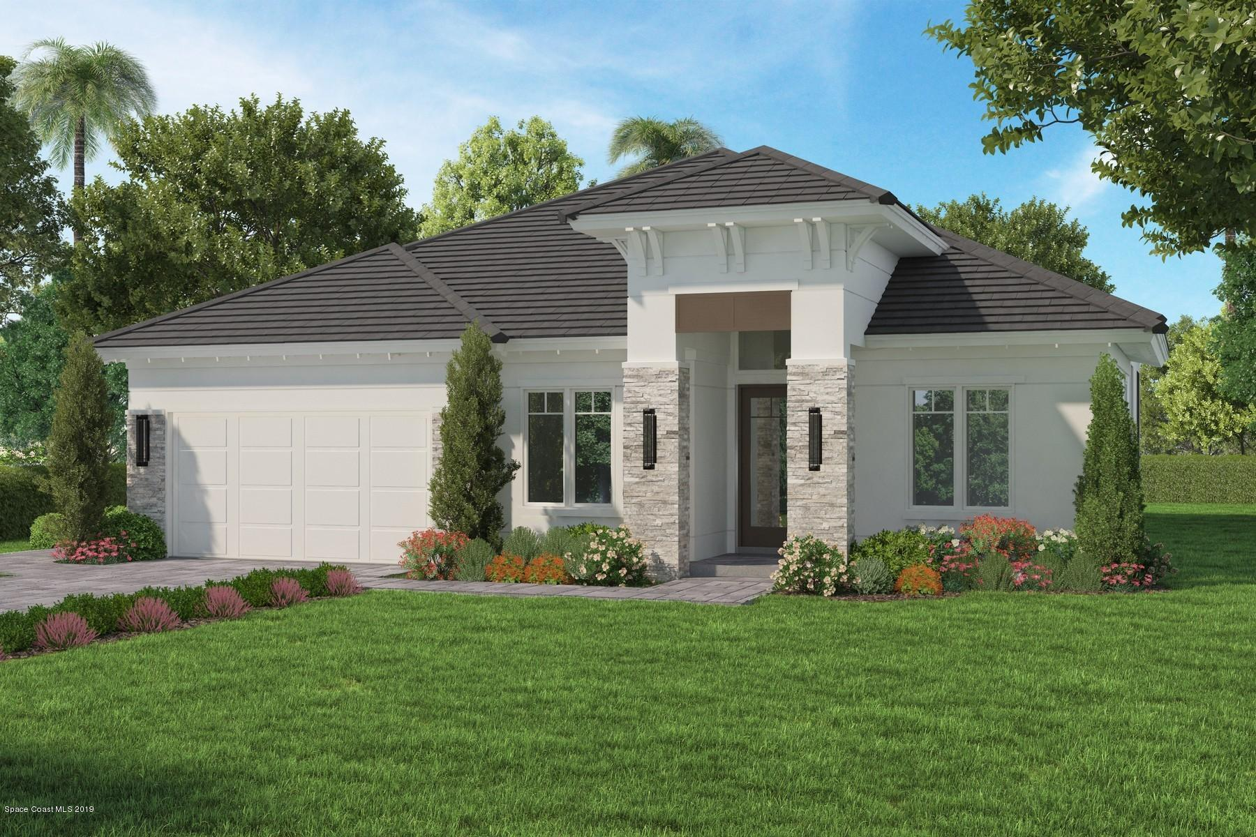 Single Family Homes για την Πώληση στο 9265 Orchid Cove Vero Beach, Φλοριντα 32963 Ηνωμένες Πολιτείες