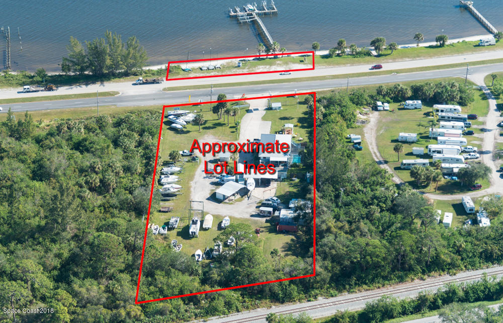 Commercial for Sale at 3800 S Highway 1 Highway Grant Valkaria, Florida 32949 United States