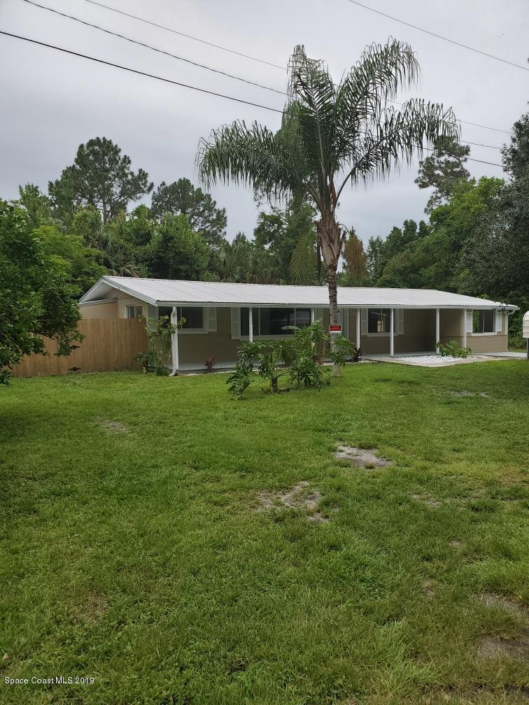 Enfamiljshus för Försäljning vid 3745 General Eisenhower Daytona Beach, Florida 32124 Förenta staterna