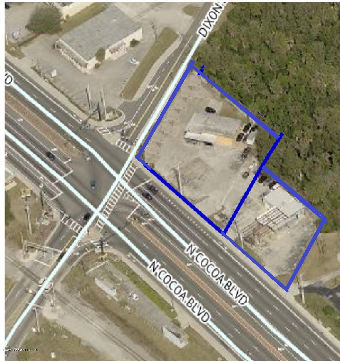 Commercial for Sale at 1206 N Cocoa Boulevard Cocoa, Florida 32922 United States